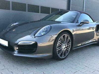 gebraucht Porsche 911 Turbo Cabriolet 991 Approved neu 2.Hd deutsch. Auto