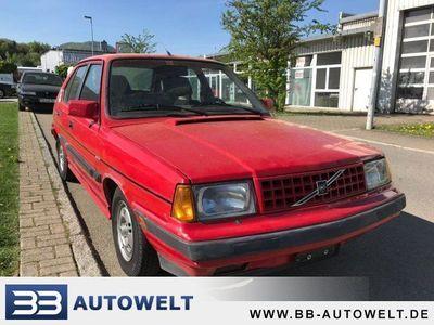 gebraucht Volvo 360 GLT* 1.HAND*KEIN ROST!*RARITÄT!*