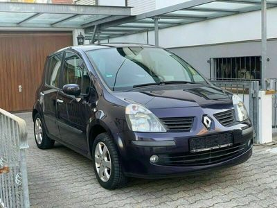 gebraucht Renault Modus 1.6 Benzin