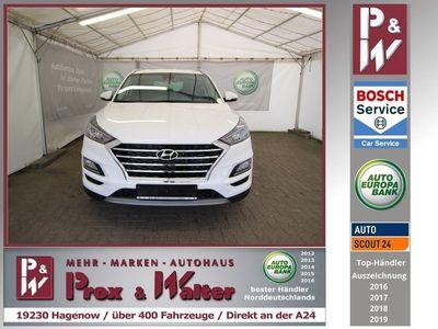 gebraucht Hyundai Tucson 1.6 T-GDi 4x4 KAMERA*SITZHEIZUNG*TEMPOMAT