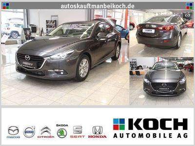 gebraucht Mazda 3 SKYACTIV-D 150 6GS AL-EXCLUSIVE ACT-P M2017