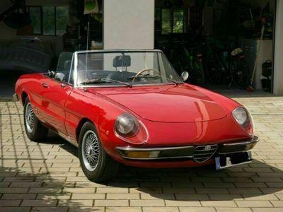 gebraucht Alfa Romeo Spider Typ 115.07Cabrio