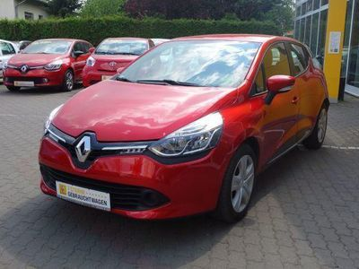 gebraucht Renault Clio IV 1.2 16V Dynamique Klimaanlage.Navi