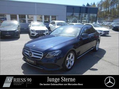 gebraucht Mercedes E220 Avantgarde+Comand+Fahrassist.+LED+Kamera