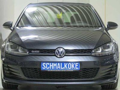 gebraucht VW Golf VII GTD TDI2.0 BMT DSG Xenon Navi