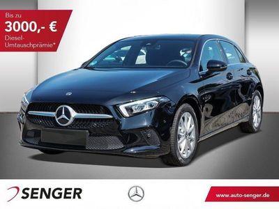 gebraucht Mercedes A180 d MBUX LED Navigation Sitzheizung