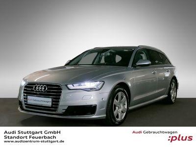 gebraucht Audi A6 Avant 3.0TDi qu Standheizung LED Navi Leder