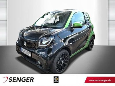 gebraucht Smart ForTwo Electric Drive 60 kW prime Navi Klima