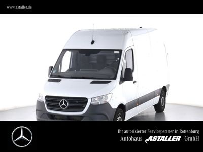 gebraucht Mercedes Sprinter 214 CDI KA St. Lang 3924+Hoch+TCO+AHK+