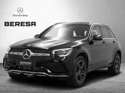 gebraucht Mercedes 200 GLC4M AMG Facelift Kamera LED AHK PDC