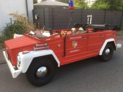 gebraucht VW 181 Kurierwagen Feuerwehr ELW 1 Kübelwagen