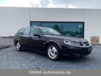 gebraucht Saab 9-5 1.9 TiD Linear SportCombi Sitzheizung-Klima