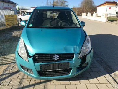gebraucht Suzuki Splash 1.2 Klima