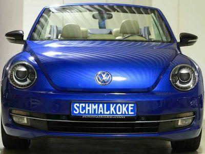 gebraucht VW Beetle Cabriolet 2.0 TDI Sport bei Gebrachtwagen.expert