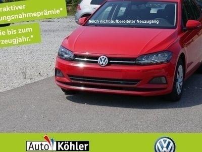 gebraucht VW Polo Comfortline 1.0 Ganzjahresreifen Bremsass Titanschwarz