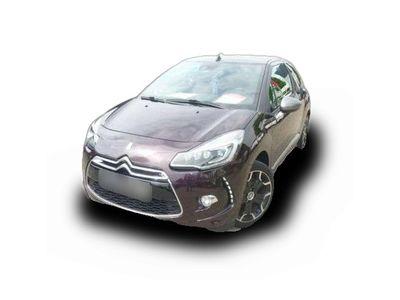 gebraucht Citroën DS3 Cabriolet THP 165 S&S SportChic wenig KM