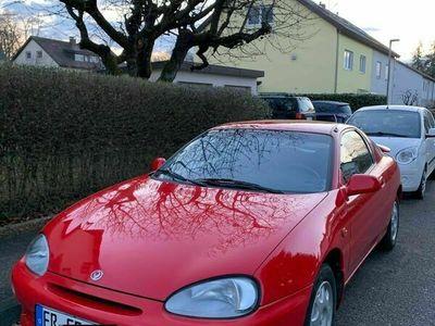 gebraucht Mazda MX3 1.6 16V, TÜV, 118000 KM als Sportwagen/Coupé in Müllheim