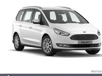 gebraucht Ford Galaxy 1.5 Eco Boost Business Rückfahrcam beh. FS