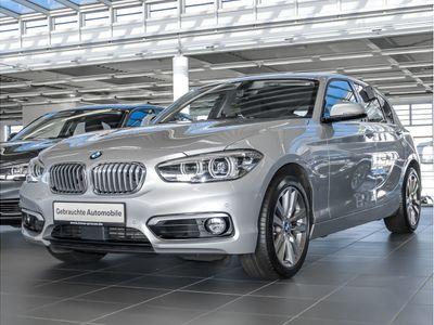 gebraucht BMW 120 1er d Urban Line