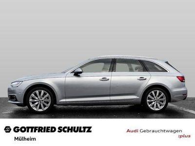 gebraucht Audi A4 Avant 2.0 l TDI Design - Klima,Xenon,Sitzheizung,Alu,Servo,