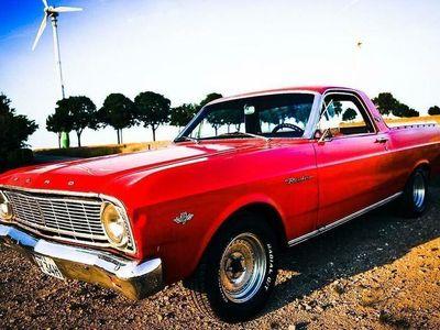 gebraucht Ford Ranchero V8 Bj. 66 mit LKW-Zulassung *Pickup* *Ami*