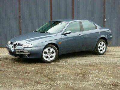 gebraucht Alfa Romeo 156 2.0 JTS Distinctive Selespeed als Limousine in Lübben