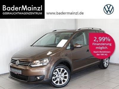 gebraucht VW Touran Cross TSI 1.4 Navi