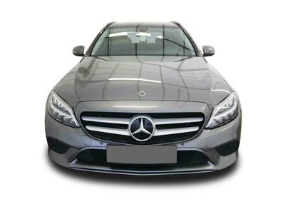 gebraucht Mercedes C200 C 200d T NAVI*KAMERA*LED*PANO-DACH*TEMPOMAT*ALU
