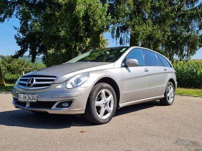 gebraucht Mercedes R350 L 4Matic 7G-TRONIC LPG prins
