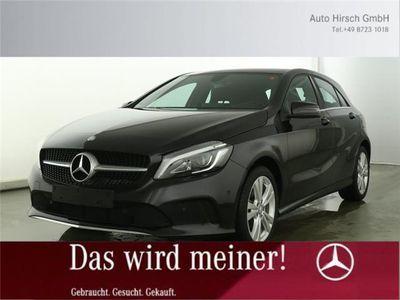 gebraucht Mercedes A180 Urban d 7G-DCT, LED, Rückfahrkamera, absch