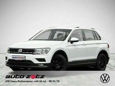 gebraucht VW Tiguan SOUND 2.0 TDI DSG Navi Bluetooth Klima
