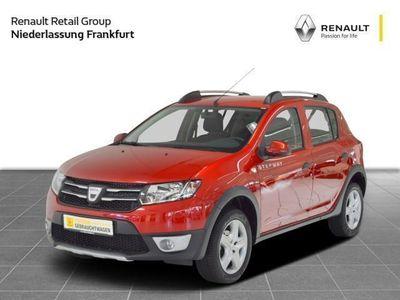 gebraucht Dacia Sandero STEPWAY PRESTIGE 1.5 dCi 90 Klimaanlage, Radio-CD