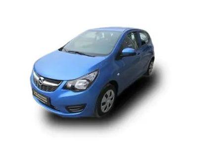gebraucht Opel Karl 1,0 Edition Klimaanlage,Tempomat