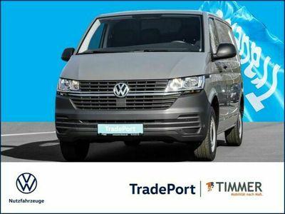 gebraucht VW Transporter T6.12.0TDI KLIMA FLÜGELTÜR PDC TREN (Grau), EZ 02.2020 15155 km, 81 kW (110 PS)