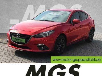 gebraucht Mazda 3 SKYACTIV-D 105 NAKAMA #KAMERA #KLIMA Gebrauchtwagen, bei MGS Motor Gruppe Sticht GmbH & Co. KG