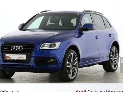 gebraucht Audi Q5 2.0 quattro S line S TRONIC LEDER ACC NAVI