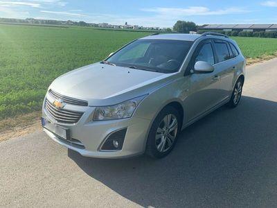gebraucht Chevrolet Cruze Station Wagon 2.0TD Automatik LTZ