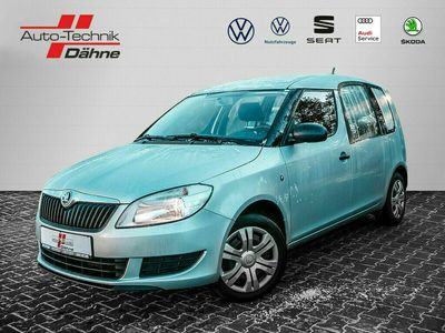 gebraucht Skoda Roomster 1.2 Active Plus Edition