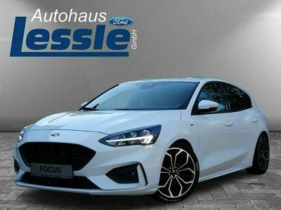gebraucht Ford Focus ST-Line LMF/Winterpaket/Tieferlegung