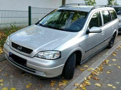 gebraucht Opel Astra Caravan Diesel abgemeldet ohn...