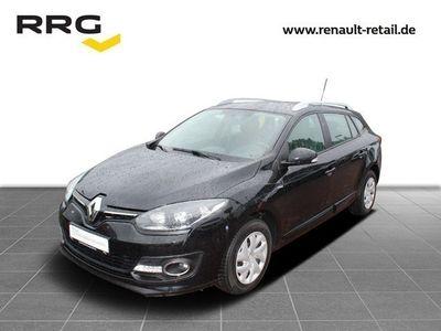 gebraucht Renault Mégane Grandtour dCi 110 Limited EURO6!!! Klimaa