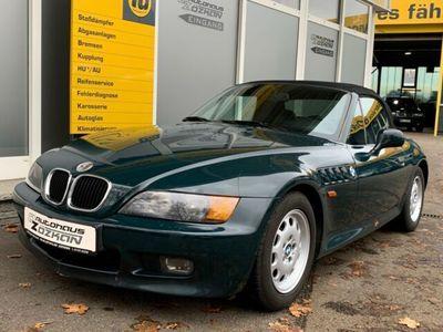 gebraucht BMW Z3 CABRIO LEDER*KLIMA*ALU*SHZ*