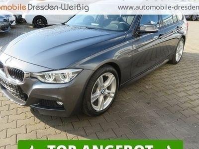 gebraucht BMW 320 iA M Sport*voll LED*Navi*Hifi*Leder*EU6 d Temp