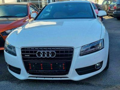 gebraucht Audi A5 Coupe 3.0 TDI quattro
