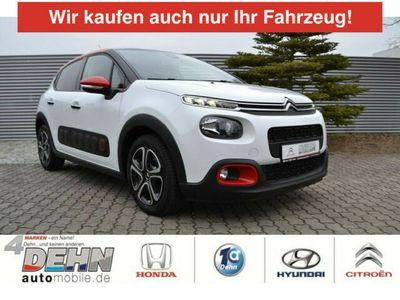 gebraucht Citroën C3 PureTech 110 SHINE Navi/Pano/Kam/Connect/PDC