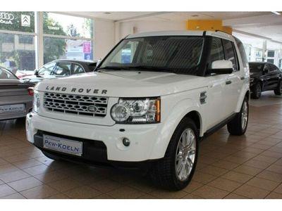 gebraucht Land Rover Discovery SDV6 HSE*NAV*PANORA*RKAM*STDHZG*7.SiTZ