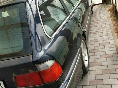 gebraucht BMW 528 e39 i touring Handschaltung