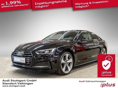 gebraucht Audi A5 Coupe S line 40 TDI s-tronic