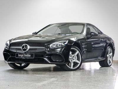 gebraucht Mercedes SL500 AMG-Sport/Comand/ILS/Cam/HK/Keyl/ABC/19'