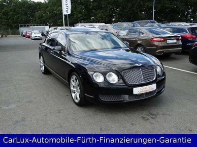 gebraucht Bentley Continental Flying Spur Continental-Flying-Spur -6,0-4-Sitzer-